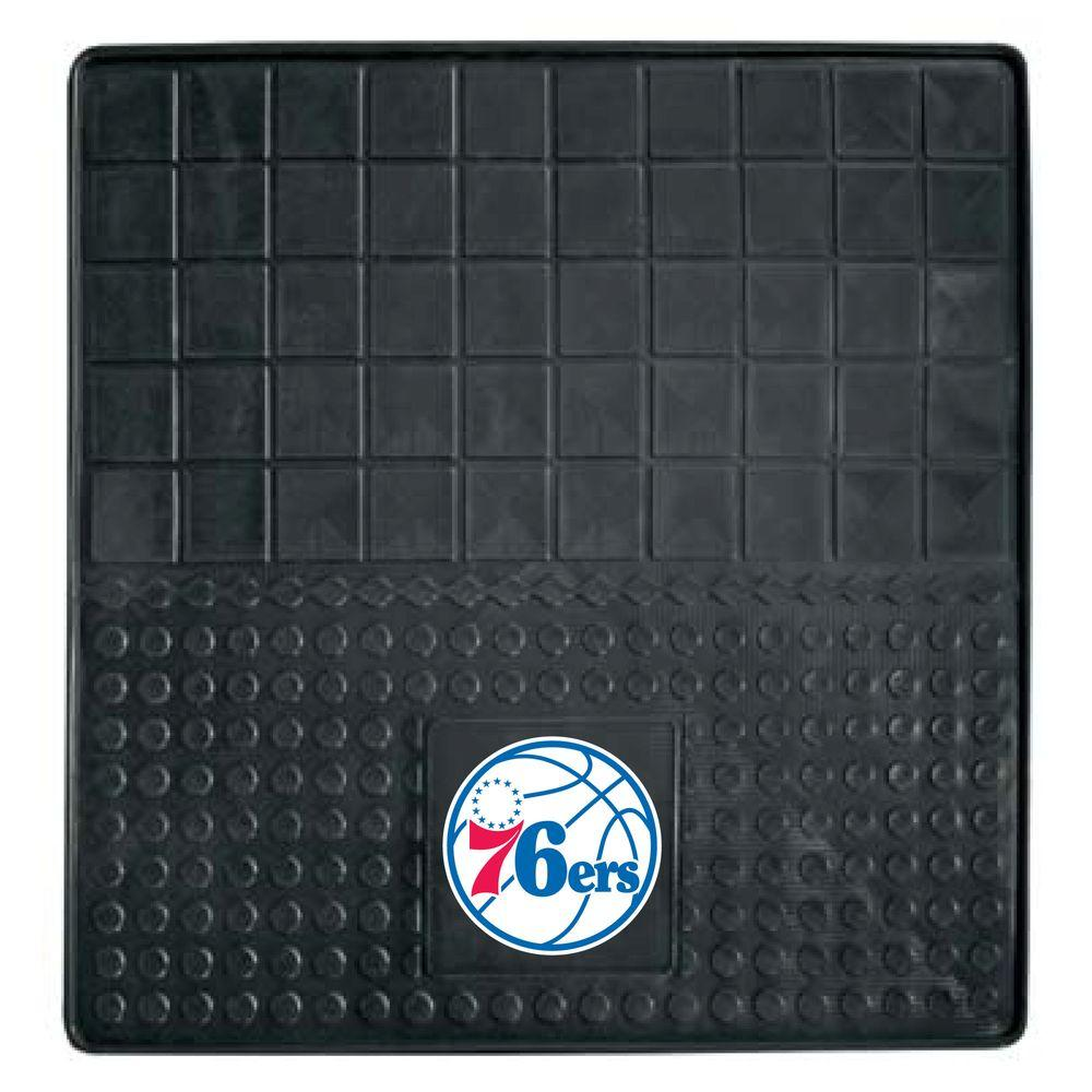 NBA Philadelphia 76ers Heavy Duty Vinyl 31 in. x 31 in.