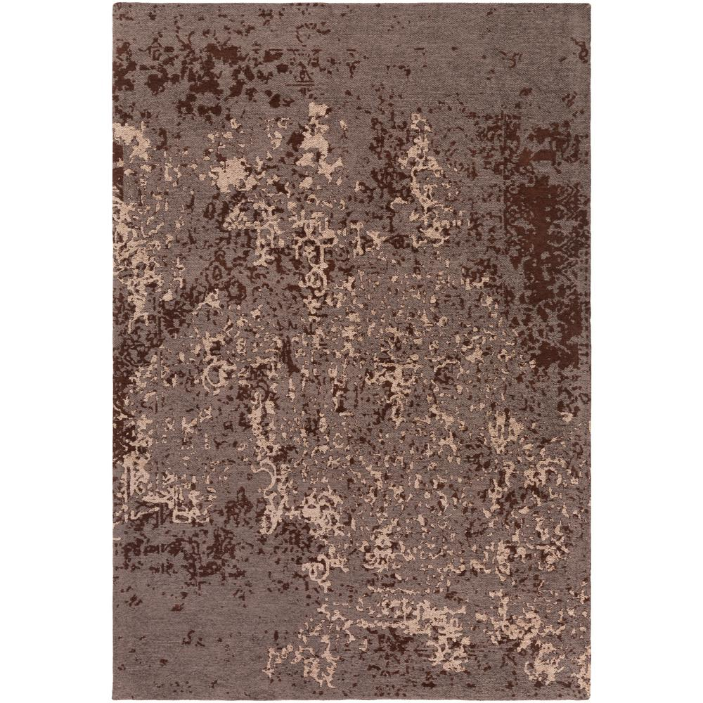 Egypt Lara Gray 9 ft. x 13 ft. Indoor Area Rug
