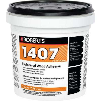 1 Gal. Engineered Wood Glue Adhesive