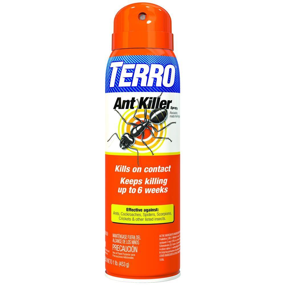 TERRO 16 oz. Ant Killer Aerosol Spray