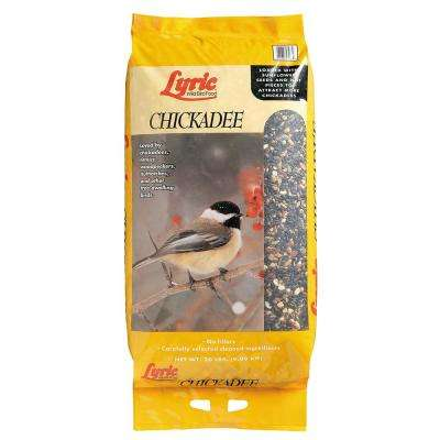 20 lbs. Chickadee Wild Bird Mix