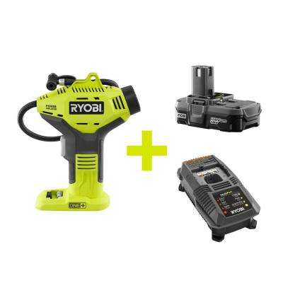 18-Volt ONE+ Power Inflator Kit