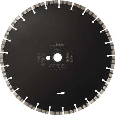 12 in. x 1 in. Super Premium Universal Diamond Saw Blade