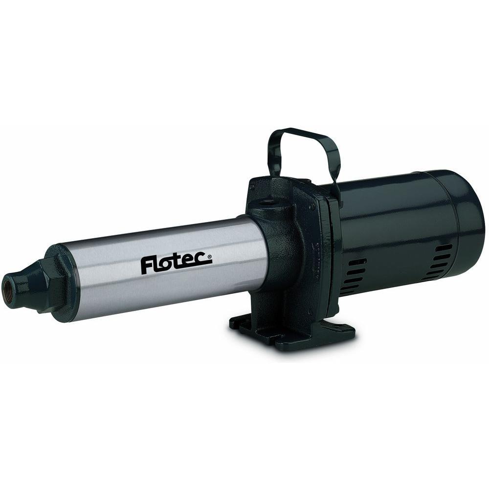 1/2 HP 1PH 10 GPM Booster Pump