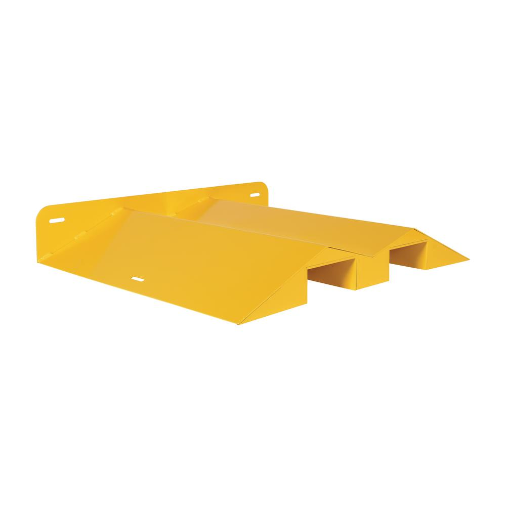 Vestil 40 25 In V Shaped Pallet Truck Roll Adaptor Pmra