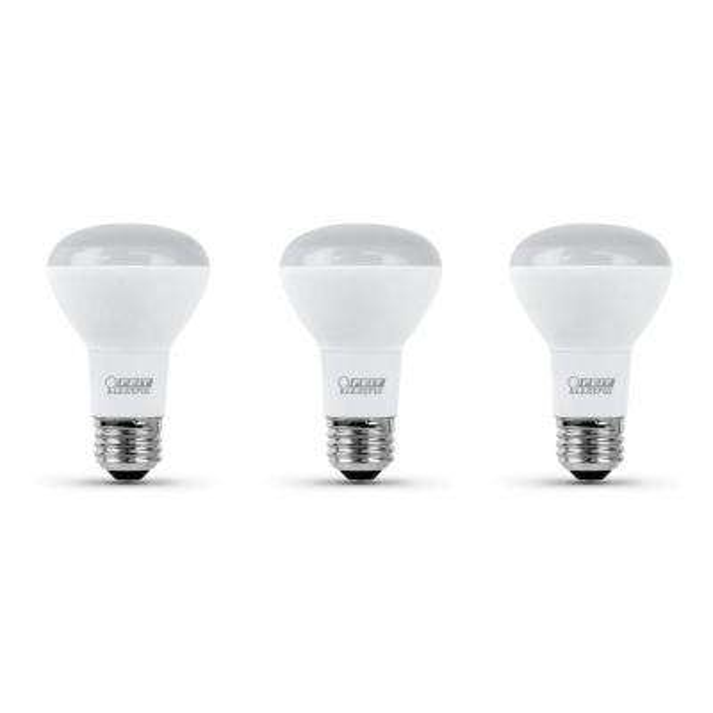 45-Watt Equivalent R20 Dimmable CEC Title 20 Compliant LED ENERGY STAR 90+ CRI Flood Light Bulb, Daylight (3-Pack)