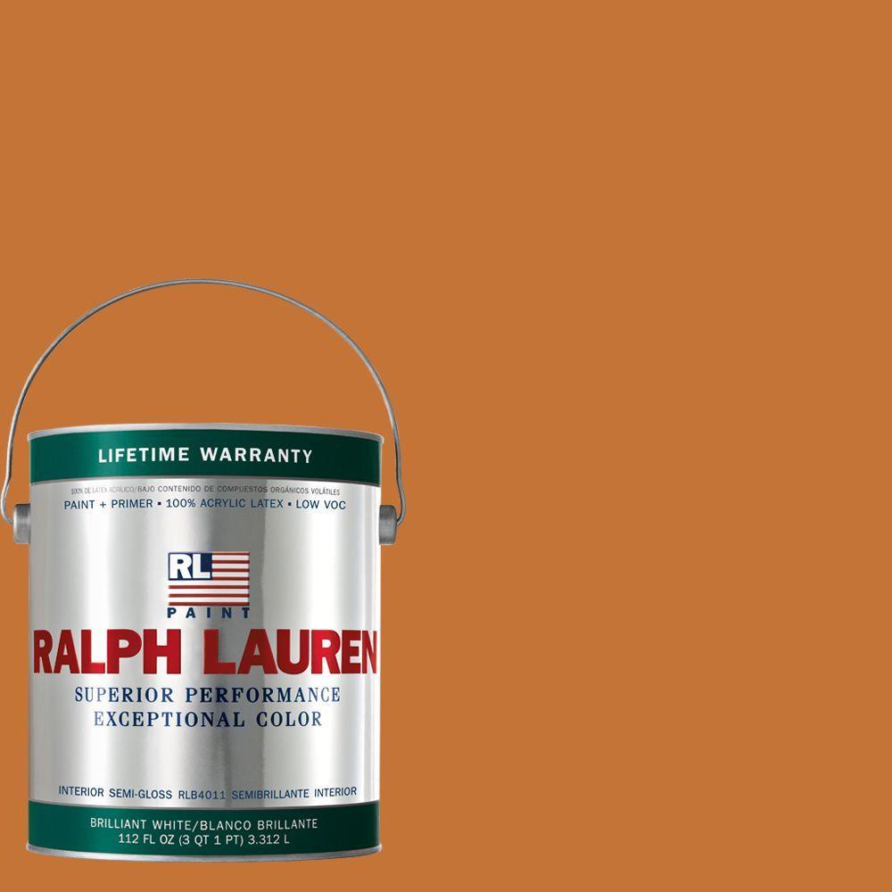 Ralph Lauren 1-gal. Istanbul Semi-Gloss Interior Paint