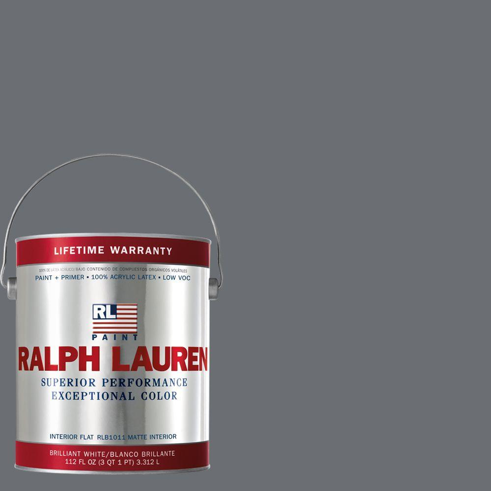 Ralph Lauren 1-gal. Hue and Cry Flat Interior Paint