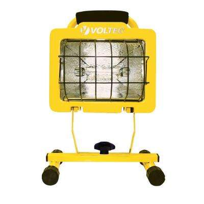 500-Watt Heavy Duty Halogen Work Light
