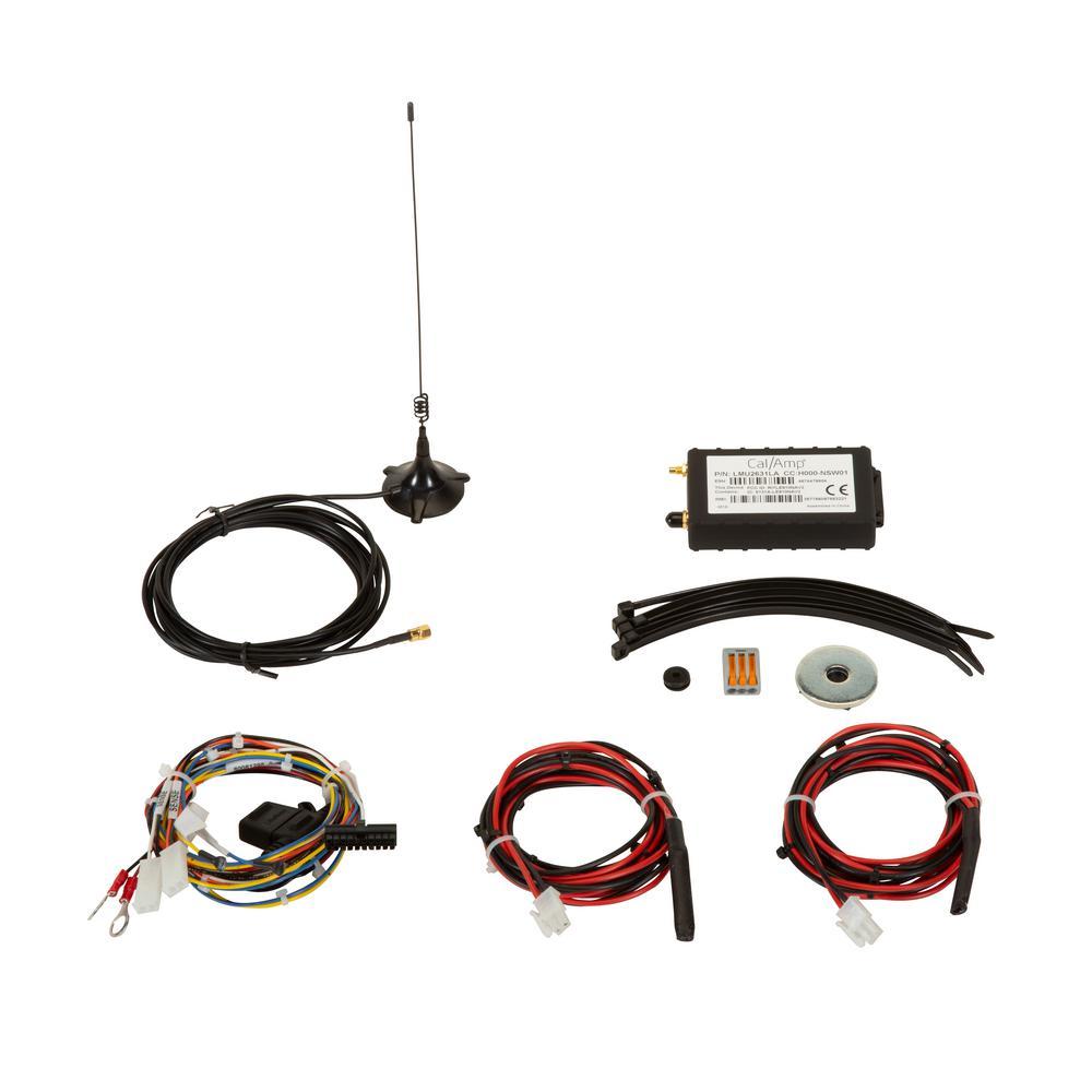Infohub Universal Wireless Monitor for Standby Generators
