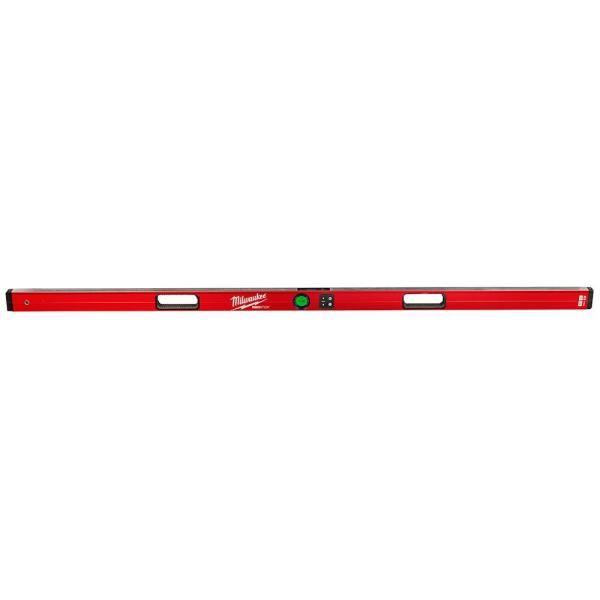 72 in. REDSTICK Digital Box Level with Pin-Point Measurement Technology