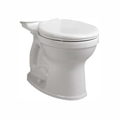 Champion 4 High Efficiency Tall Height Round Toilet Bowl Only in White