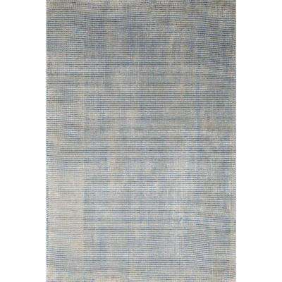 Casper Blue 8 ft. x 10 ft. Indoor Area Rug