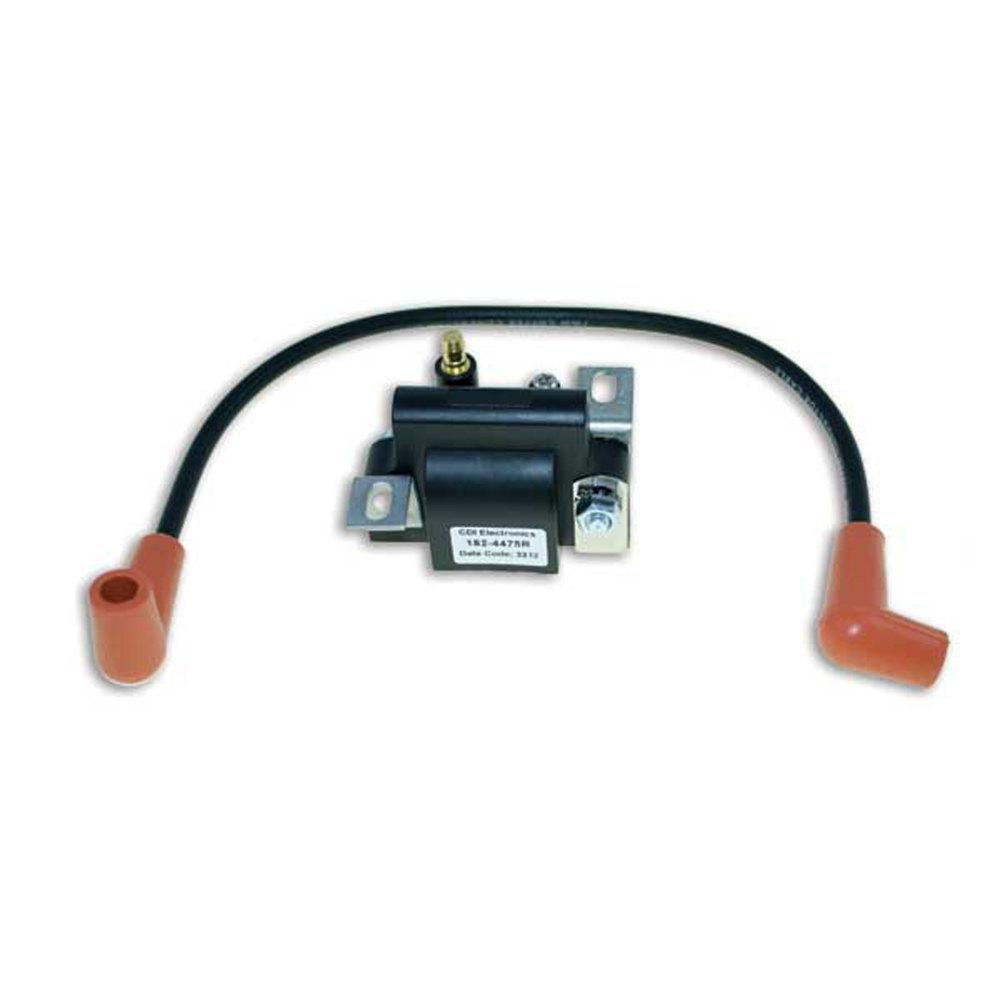 CDI Electronics Chrysler/Force/Sears/Gamefinder Ignition Coil - 2/3/4/5  Cylinders (1981-1992)
