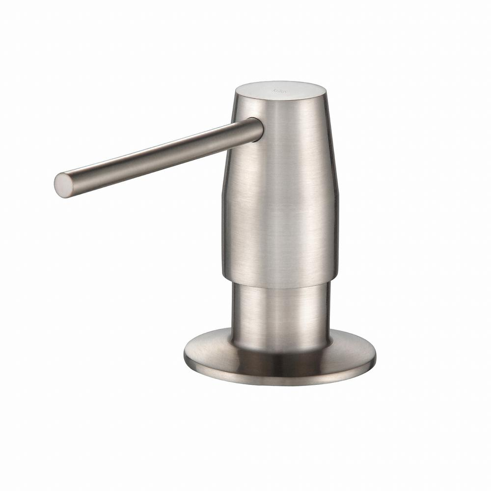 KSD-42 Soap Dispenser in Stainless Steel