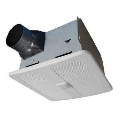 Universal Series 80-140 CFM Multi-Speed Bathroom Exhaust Fan, DC Motor with Motion Sensor Energy Star Certified