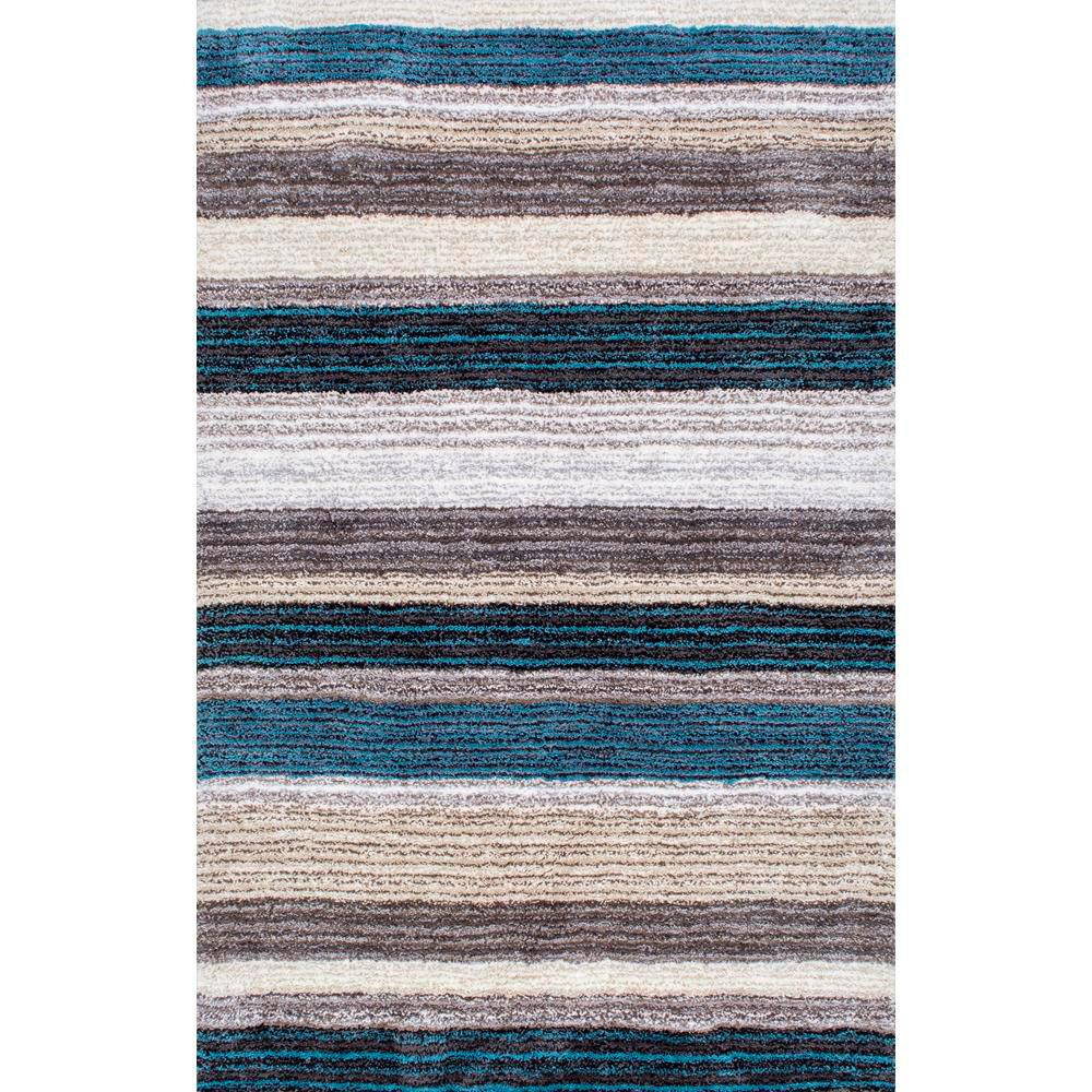 Nuloom Don Blue Multi 9 Ft X 12 Ft Area Rug Hjzom1b 9012