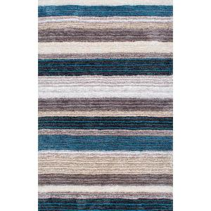 nuLOOM Don Blue Multi 9 ft. x 12 ft. Area Rug by nuLOOM