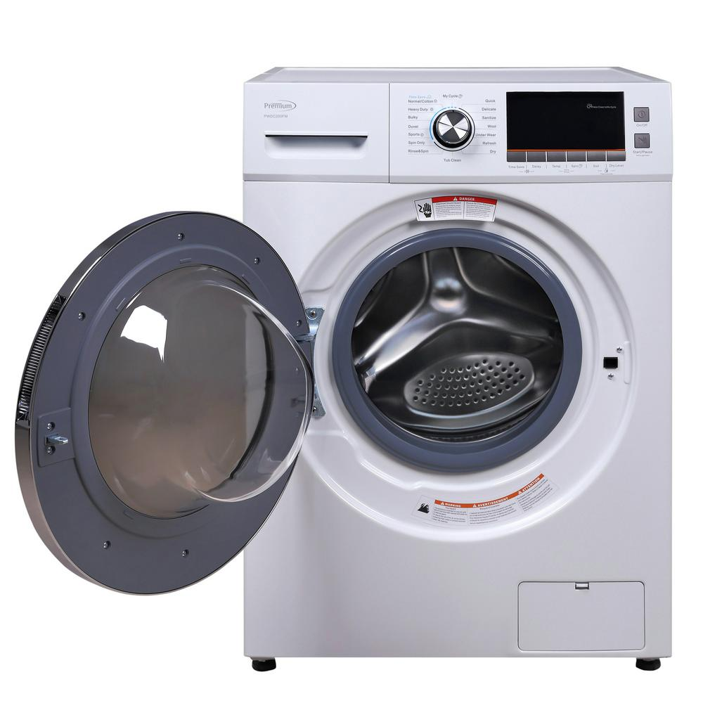 Lg 2 3 cu ft all in one washer and dryer - Premium 2 0 Cu Ft All In One Front Load Washer And Electric