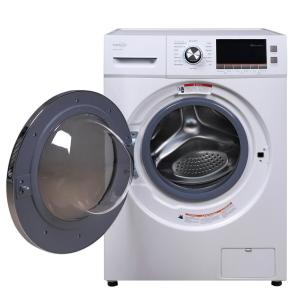 allinone front load washer and electric dryer in the home depot