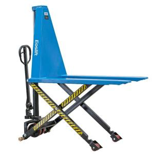 EOSLIFT 2200 lbs. Scissor Lift Pallet Truck with 27 inch x 45 inch Manual Pallet Truck German Seal System and... by EOSLIFT