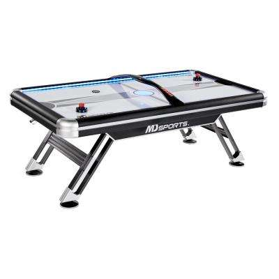 Titan 7.5 ft. Air Powered Hockey Table with Overhead Scorer
