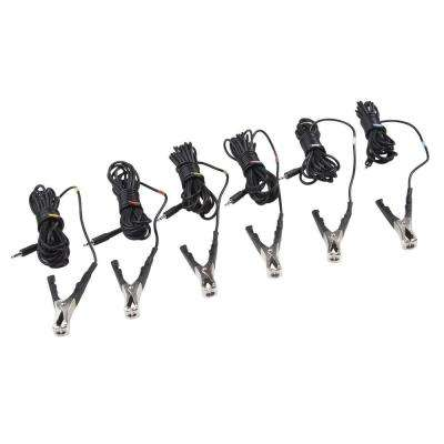 Clamp Microphones for ChassisEAR (6-Pack)