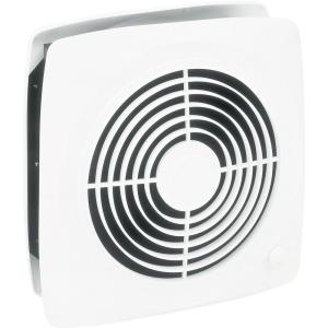 Broan CFM ThroughtheWall Exhaust Fan With OnOff SwitchS - Broan through wall exhaust fans