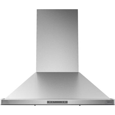 Venezia 36 in. Convertible Wall Mount Range Hood with LED Lights in Stainless Steel