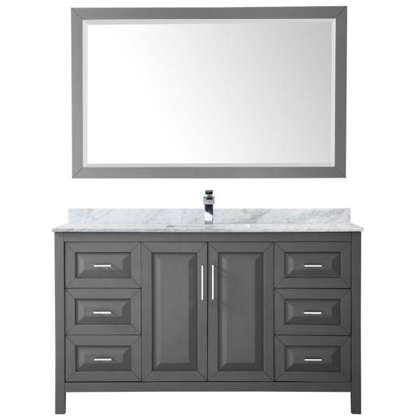 Daria 60 In Single Bathroom Vanity