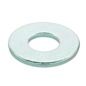 5/16 in. Zinc-Plated Flat Washer (25-Piece per Bag)