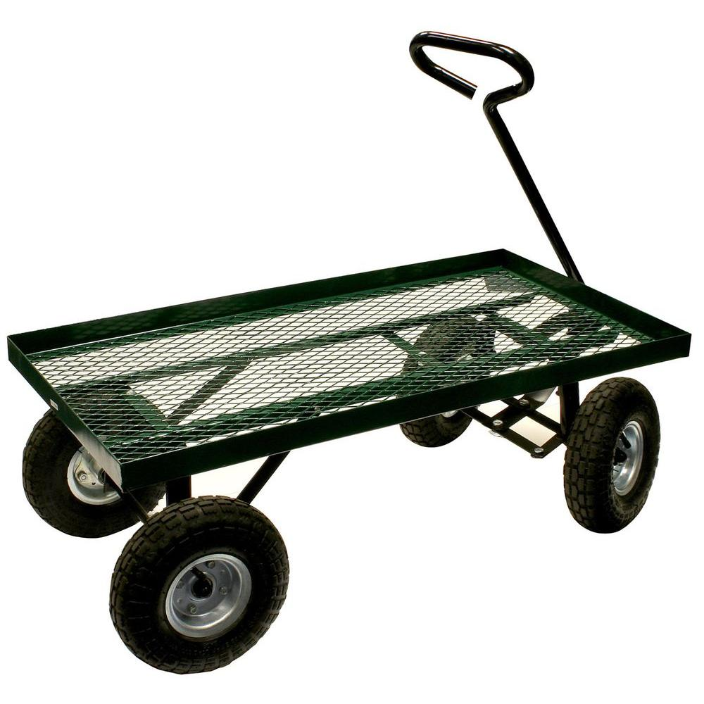 Sportsman 550 lb. 36 in. x 18 in. Capacity Flatbed Cart