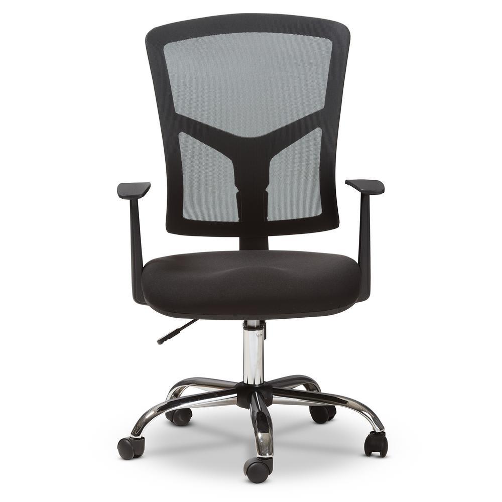 Matthias Black Office Chair