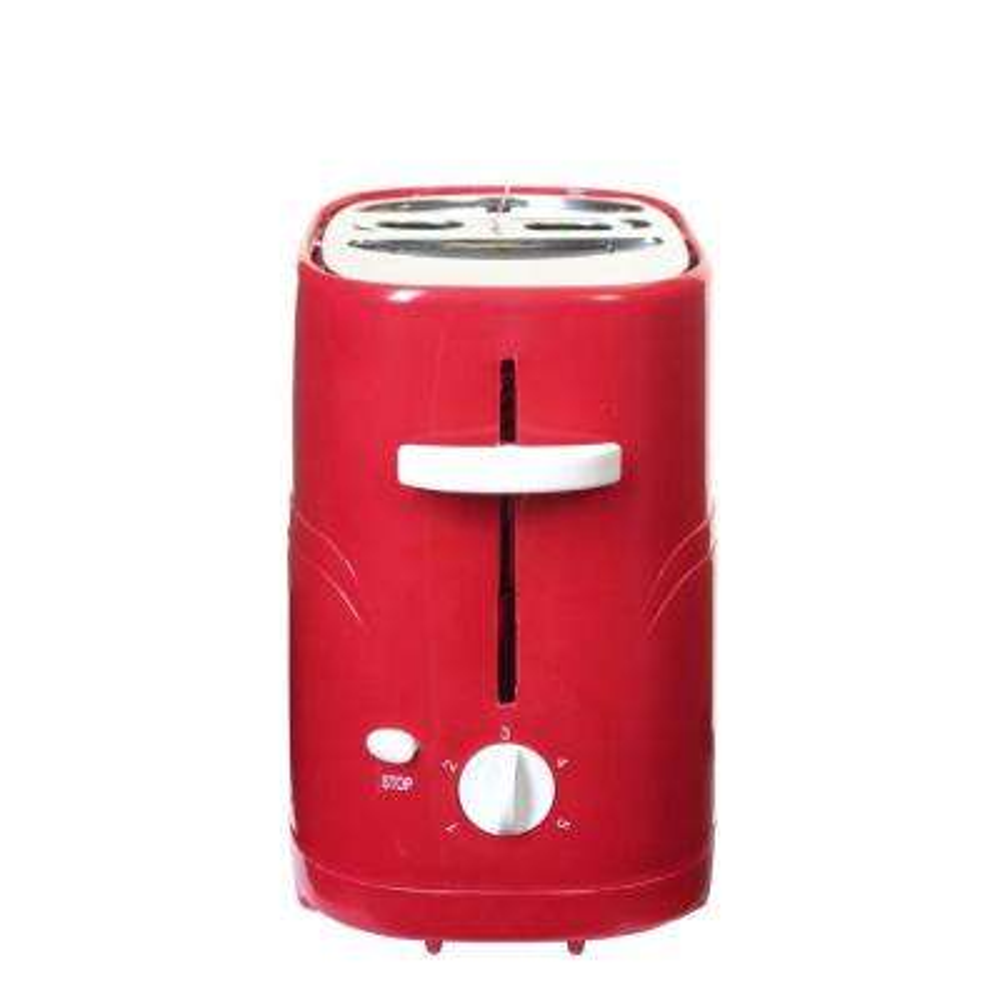 Americana 2-Slice Red Hot Dog Toaster