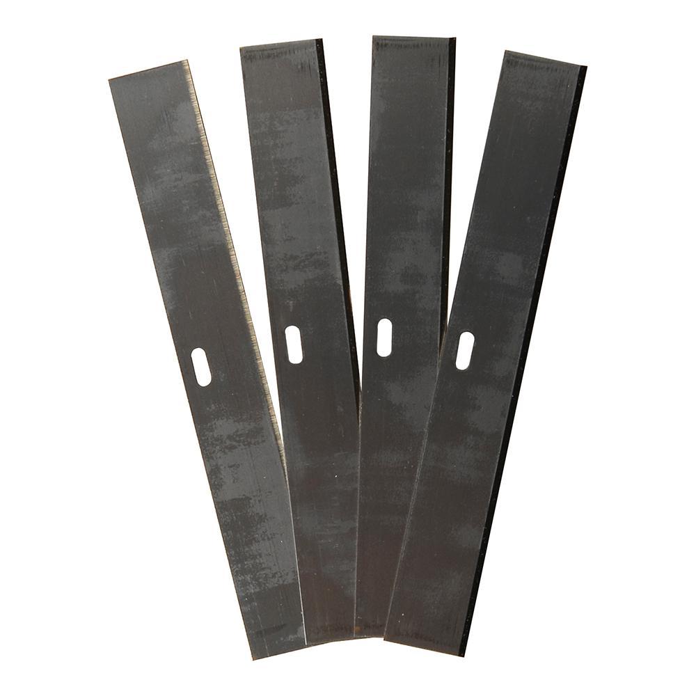 4 in. Scraper and Stripper Replacement Blades (40-Pack)