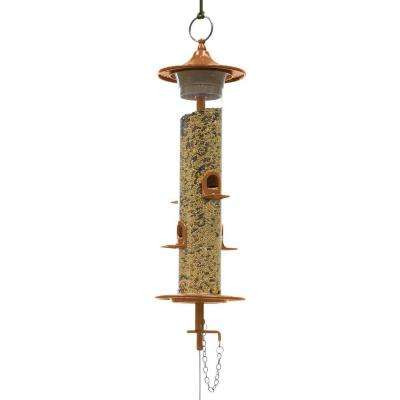 14 in. Tube Mixed Nut Feeder