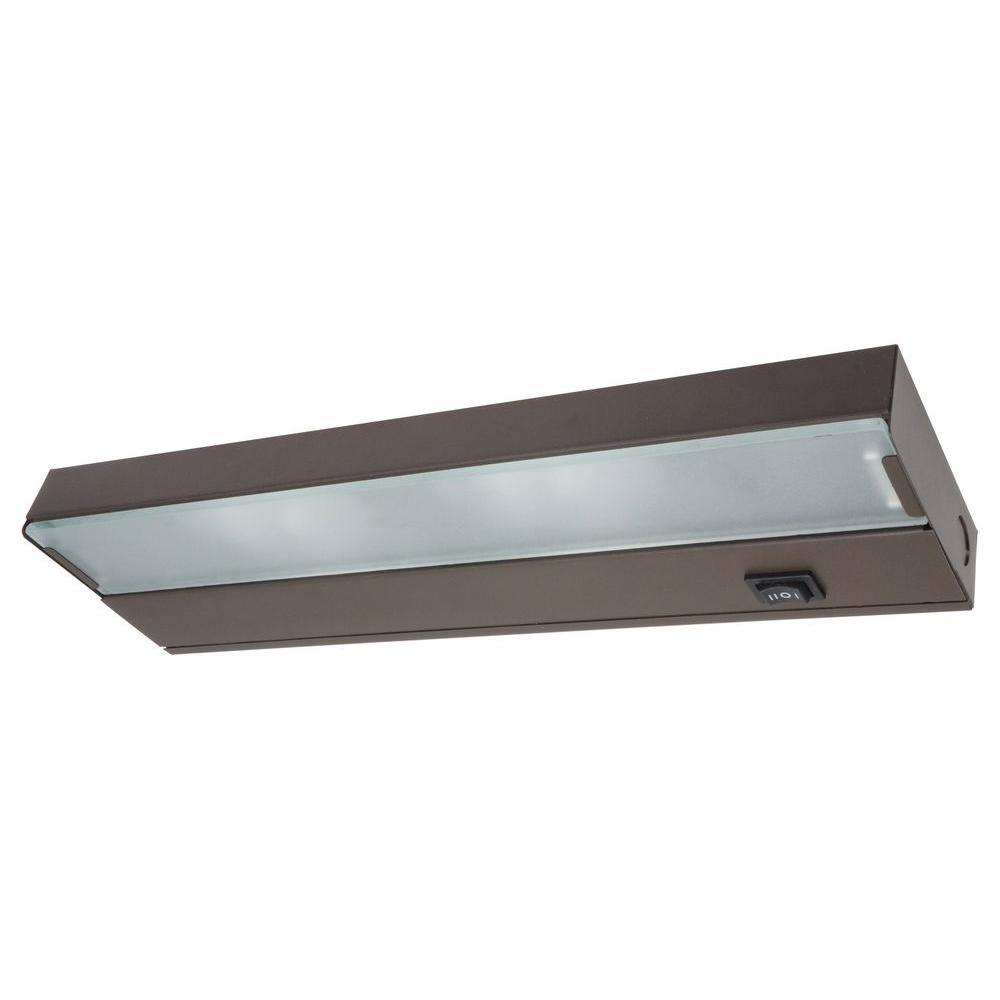 12 5 In Xenon Bronze Low Profile Under Cabinet Light