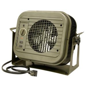 4,000-Watt Electric Convection Portable Heater by
