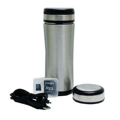 Hidden Camera Thermos