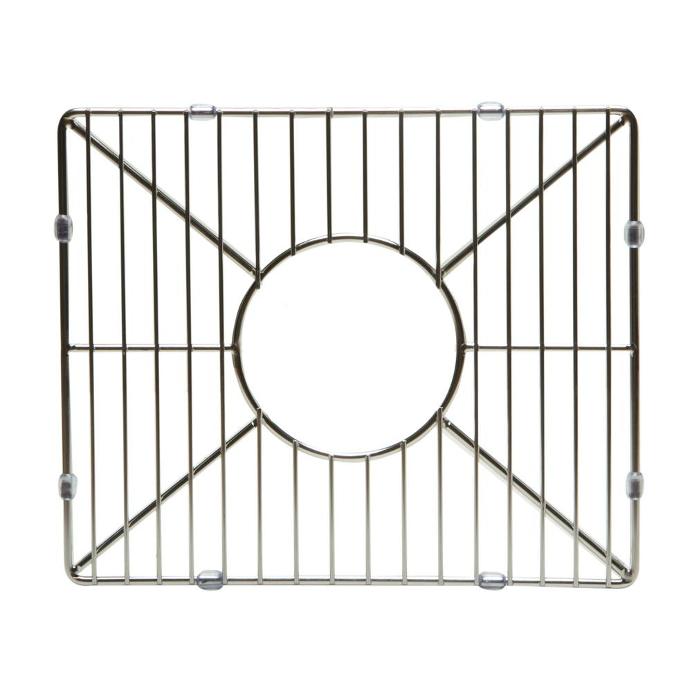 ABGR3618S 13.25 in. Grid for Kitchen Sinks AB3618DB-W, AB3618ARCH-W in Brushed