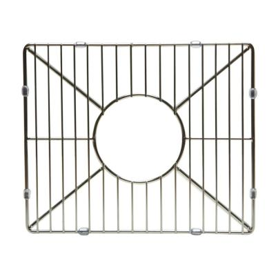 ABGR3618S 13.25 in. Grid for Kitchen Sinks AB3618DB-W, AB3618ARCH-W in Brushed Stainless Steel