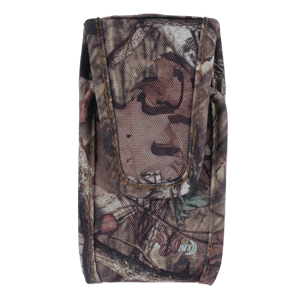 Extra Tall Clip Case Cargo Universal Rugged Holster, Mossy Oak
