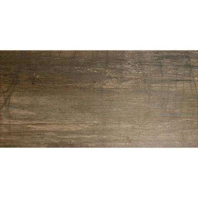 Madera Lumber Matte 11.81 in. x 23.62 in. Porcelain Floor and Wall Tile (15.504 sq. ft. / case)
