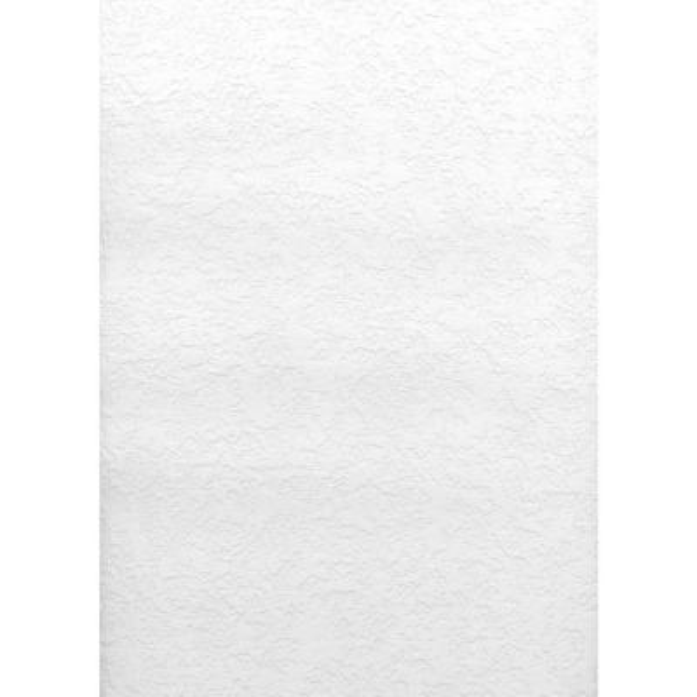Paintable Knock Down Plaster Texture Wallpaper Sample