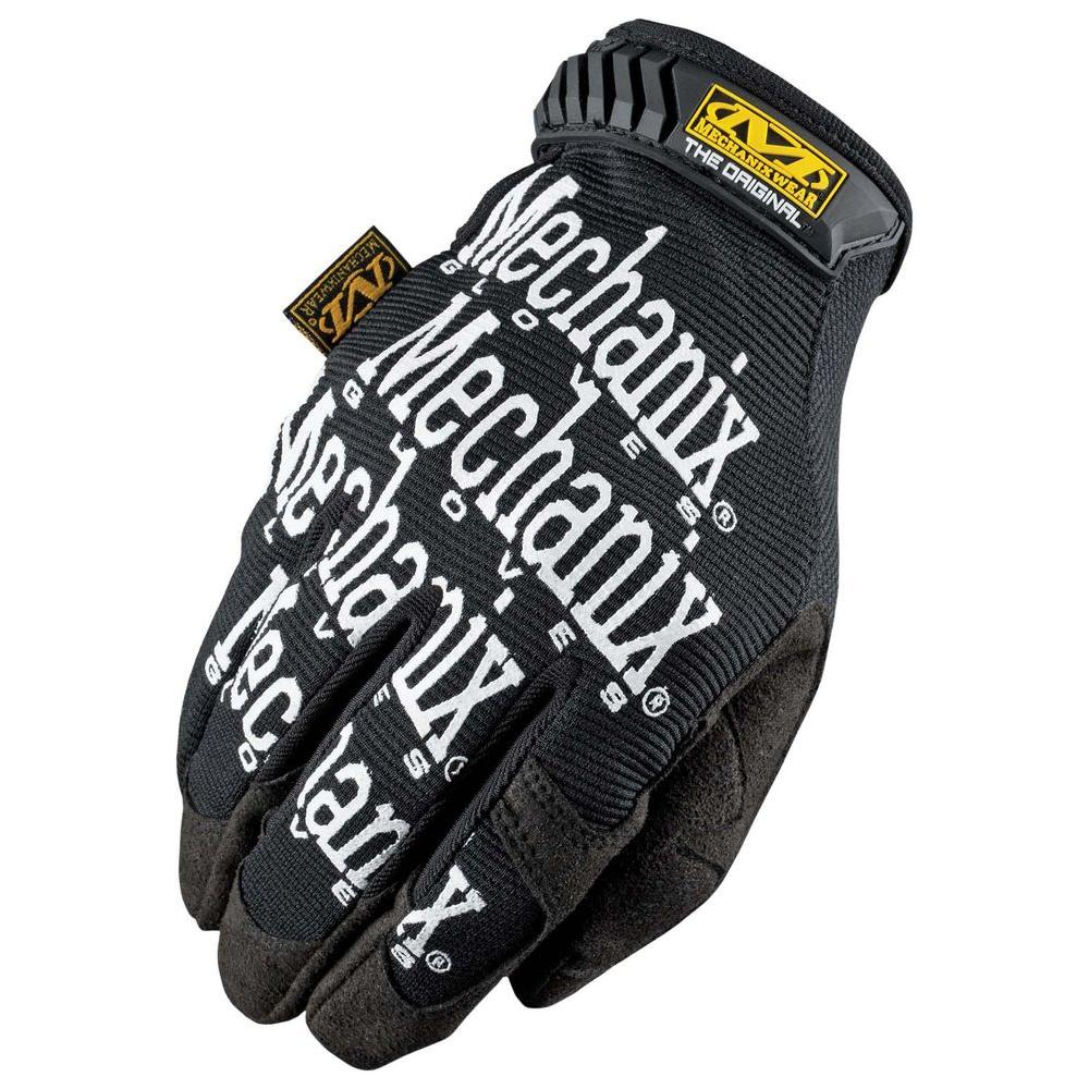 Mechanix Wear Medium Original Glove in Black