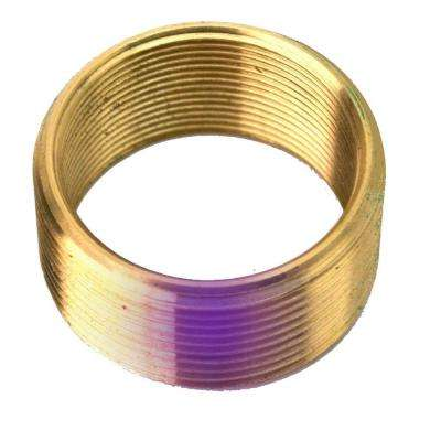 2.11 in. x 16 Threads Brass Bushing