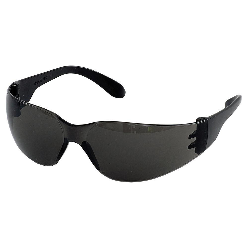 Iprotect Slick Eyewear, Black Temples/Gray Non-Stick Lens