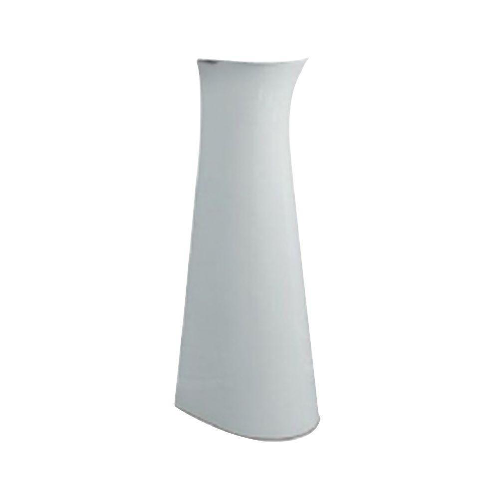 Cornice Pedestal in White