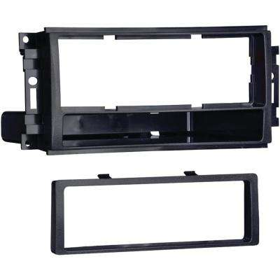 2007 and Up Chrysler Single DIN ISO DIN with Pocket Multi Kit