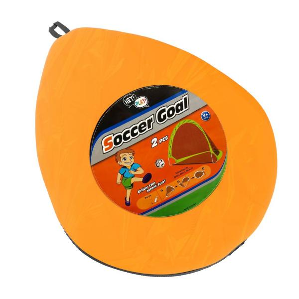 First-Play Pop up Goal Game Multi-Colour